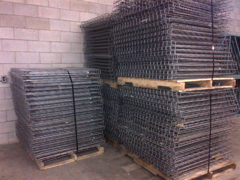 Used Pallet Racking Industrial Shelving And Other